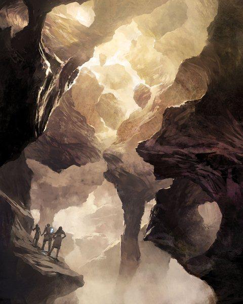 The Möebius Cave